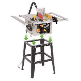 Scie sur table EnergySaw-254B3 1800 W PEUGEOT
