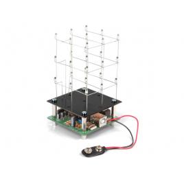 Cube à LED en 3D WHADDA