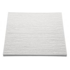 Dalles de plafond 1er prix en polystyrène expansé 50 x 50 cm réf. T80 sachet de +/ 2m²