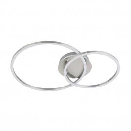 Plafonnier Palmaves LED 21,6 W blanc EGLO