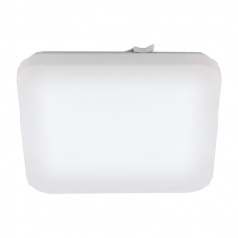 Plafonnier de salle de bain Frania LED 17,3 W 2000 lm blanc EGLO