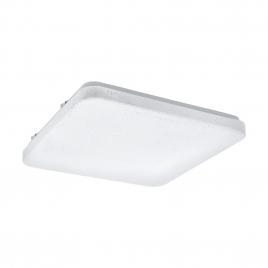 Plafonier Frania-S LED 11,5 W 1350 lm blanc cristallin EGLO