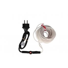 Câble chauffant antigel avec thermostat 12 m 120 W PEREL