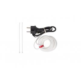 Câble chauffant antigel 6 m 60 W PEREL