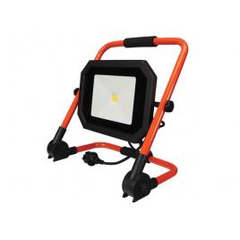 Projecteur LED portable pliant 4000 lm 50 W PEREL
