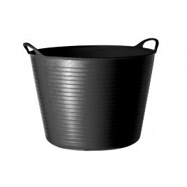 Seau souple Tubtrug noir 42 L POLET