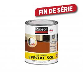 Peinture étanche Spécial Sol rouge 0,75 L RUBSON