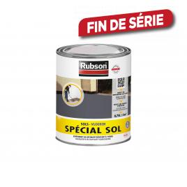 Peinture étanche Spécial Sol grise foncée 0,75 L RUBSON