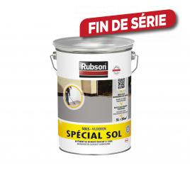 Peinture étanche Spécial Sol grise 5 L RUBSON