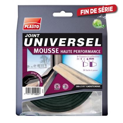 Joint universel mousse haute performance plasto - Joint de frigo universel ...