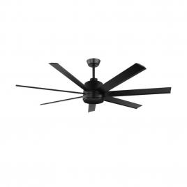 Ventilateur de plafond Azur 60 noir Ø 152 cm EGLO