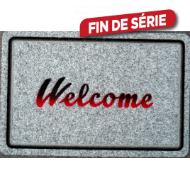 Paillasson fantaisie ADVOTEX - Welcome