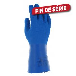 Paire de gants pour gros œuvre extra long taille 8
