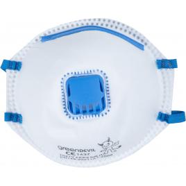Masque anti-poussière FFP2 avec valve 2 pièces