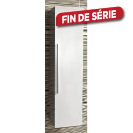 Colonne de salle de bain Bilbao blanche 40 x 160 x 35 cm SANIMAR