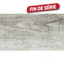 Lame SolClic 30 chêne scié gris structuré B HOME