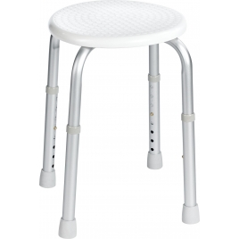 Tabouret Blanc ALLIBERT