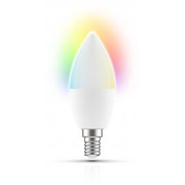Ampoule LED Smart Wi-Fi E14 4,5 W QNECT