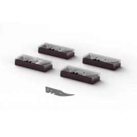 Kit de recharge cutter pour sol en vinyle