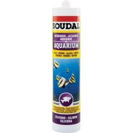 Silicone aquarium 300 ml SOUDAL