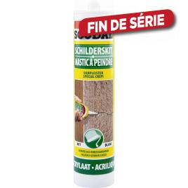 Mastic spécial crépi 300 ml SOUDAL