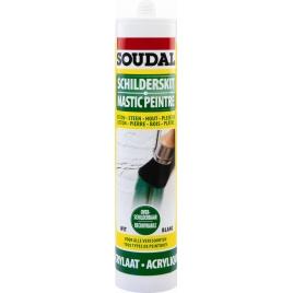 Mastic du peintre 300 ml SOUDAL