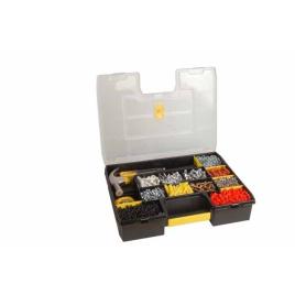 Boîte à compartiments Sortmaster STANLEY - 43 x 33 x 9cm