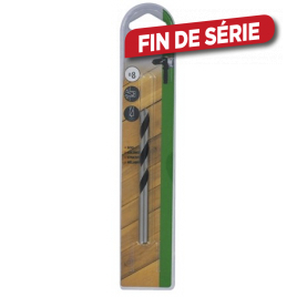 Foret bois 3 pointes - d9mm - B POWER