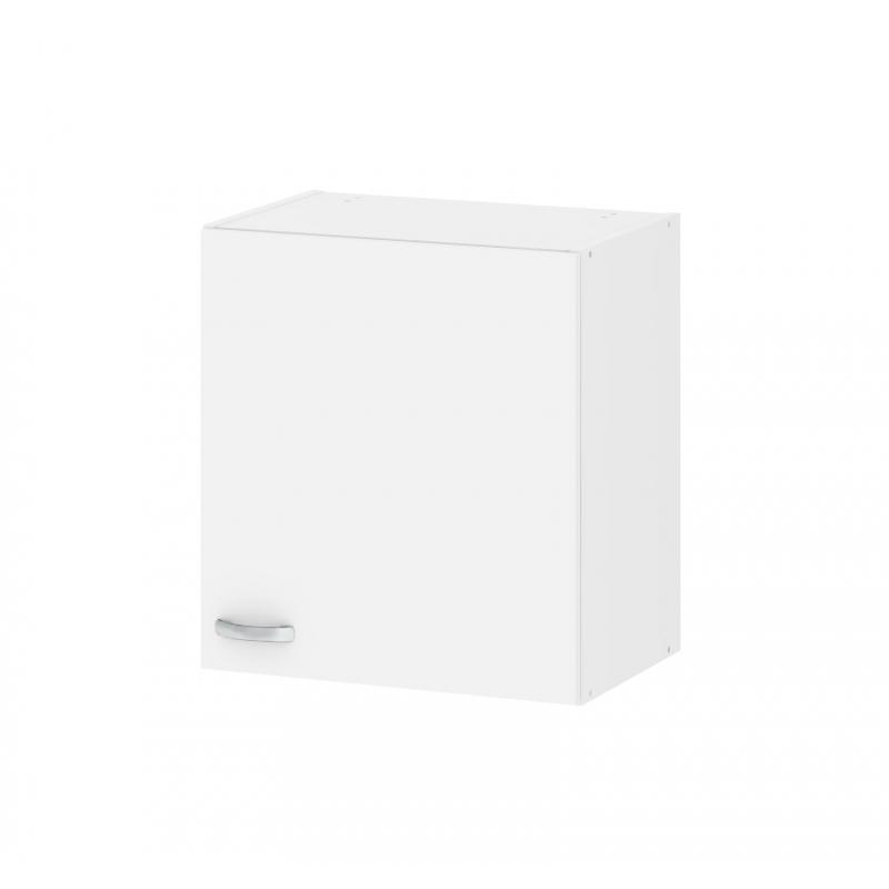 meuble de cuisine haut casa blanc avec 1 porte. Black Bedroom Furniture Sets. Home Design Ideas