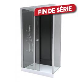 cabine de douche hydromassante. Black Bedroom Furniture Sets. Home Design Ideas