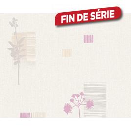 Papier peint Shetland rose
