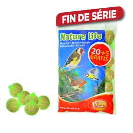 Boules mésanges - (20+5 x90g)
