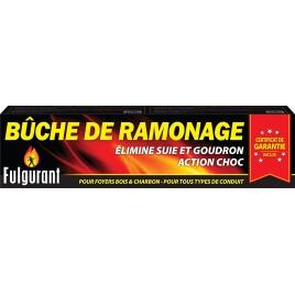 Entretien ramonage pour po le pellets - Buche de ramonage ...