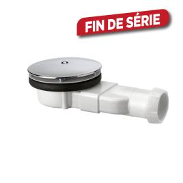 Bonde de douche extra-plate Ø90 mm WIRQUIN
