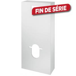 Habillage laqué blanc pour wc suspendu Imageo WIRQUIN