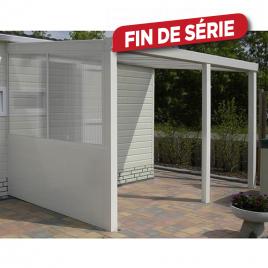 Pied b ton pour patio pergola et carport - Pergola monsieur bricolage ...