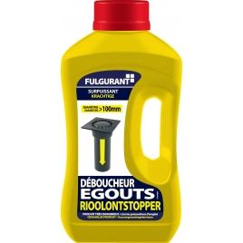 Déboucheur pour égouts FULGURANT SANITAIRE 0,5 kg