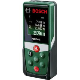 Télémètre laser connecté PLR 30 C - BOSCH
