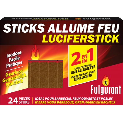 Sticks allume-feu