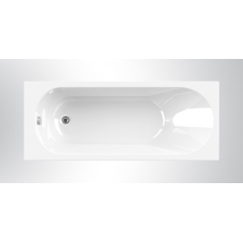 Baignoire rectangulaire Diva 160 x 70 cm ALLIBERT