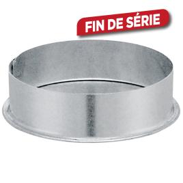 Tampon aluminié-galvanisé EUROTIP - Ø 111 mm