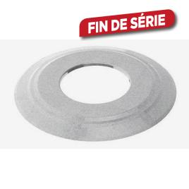 Rosace aluminié-galvanisé EUROTIP - Ø 111 mm