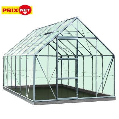 90a6164486a5c7 Serre en verre sécurit Oliver Grow 9,9 m² ACD