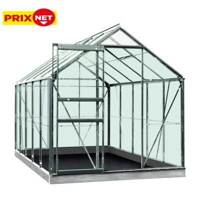dfd75162dc11cd Serre en verre sécurit Lily Grow 6,2 m² ACD