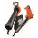 Aspirateur souffleur broyeur électrique GW3030-QS 3000 W BLACK+DECKER