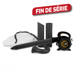 Aspirateur souffleur broyeur thermique MAC GBV 325 MCCULLOCH