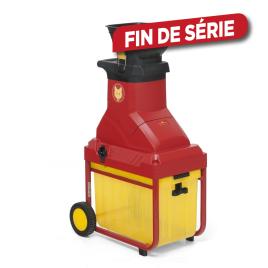 Broyeur électrique SDE2800EVO 2800 W WOLF-GARTEN