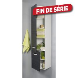 Colonne Ness haute 40 cm ALLIBERT - Droite