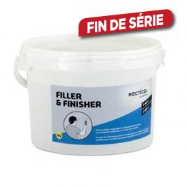 Plâtre de jointoiement pour panneaux isolants Comboprime 3 kg RECTICEL