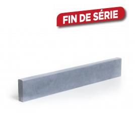 Bordure en pierre bleue - 100 x 20 x 5 cm